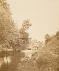 Cleve Mill